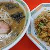 長崎うまか亭 - 料理写真:チャーハンセット(とんこつ)♪