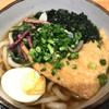 金町うどん - 料理写真:盛り合わせうどん(360円)