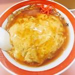 東留 - 料理写真:天津飯