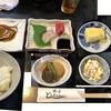 味の店 としちゃん - 料理写真:お任せ定食¥1,500。バラバラに出てきた物を個別に撮り、後から合成しました。
