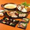 川崎鳥匠 - 料理写真:みやこどり鍋コース