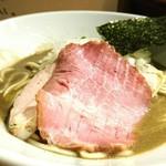 亀戸煮干中華蕎麦つきひ - 料理写真:濃厚蕎麦 800円