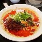 四川担担麺 阿吽 - 担担麺4辛 850円