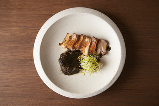 ロワゾー - 地鶏炭火焼き