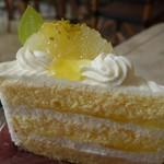 ガトウ専科 - (2018/7月)「檸檬ショートケーキ」
