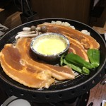 Kunsansouru - チーズ・サムギョプサル
