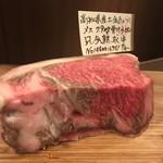 93164328 - 土佐あかうし熟成肉