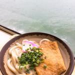 小豆島フェリー - 料理写真:海を眺めながら・・・