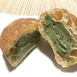 ふらんす菓子 コミネヤ - 料理写真:抹茶 黒豆