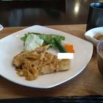 さくらcafe - 料理写真:日替わりランチ