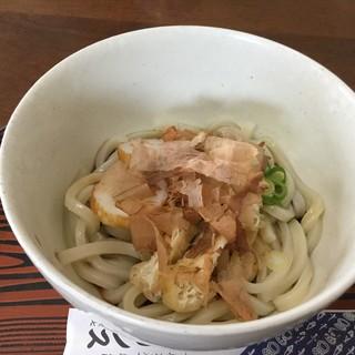 プリンス - 料理写真:伊勢うどん風