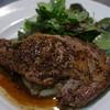 ラ・ピッチョリー・ドゥ・ルル - 料理写真:牛リブロースステーキ