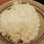 矢場とん - ご飯