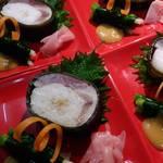 味名人 - 鯖松前寿司