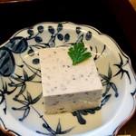 豆腐かふぇ 浦島 - 玉手箱ランチの本日のお楽しみの一品