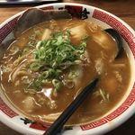 五味八珍 - 赤味噌ラーメン850円(税込)