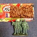 佐々木ストアー - 料理写真:フルグラサンダー43円