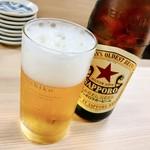 富久佳 - ビールは旨い♡