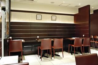 銀座千疋屋 銀座本店 フルーツパーラー - 地下1階