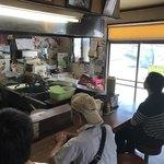 さすけ食堂 - さすけ食堂(千葉県富津市金谷)店内