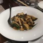 hoisam China TAKE - 鮑のオイスターソース 2000円