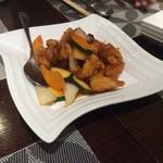 hoisam China TAKE - 香港スタイル酢豚 1500円