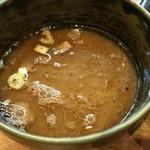 土竜 - スープ割り