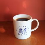 コーヒーアンドベーグル キノ - ニューギニアのブレンド