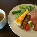 カフェダイニング クリストファーロビン - 前菜盛り合わせ