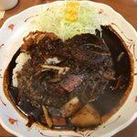 ラホール - 「タンドリーチキン竜田&カニクリームコロッケ」820円