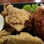 鶏Dining Bird Place - TORIから揚げランチ