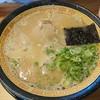 麺家ぶらっくぴっぐ - 料理写真:ラーメン