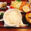 さか新 - 料理写真:串カツ定食