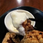 鶏Dining Bird Place - 味を変えます。