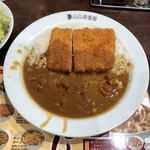 CoCo壱番屋 - 料理写真:チキンカツカレー