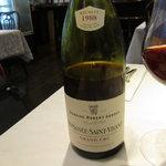 シャトン - 今回のワイン…ロマネ・サンヴィバン 1988