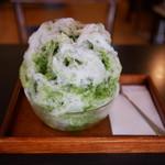 三日月氷菓店 - 料理写真: