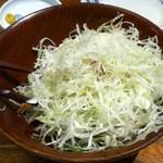 かつ吉 - サラダ