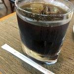 カフェ・ド・白亜 - ドリンク写真:アイスコーヒー