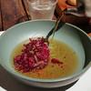 スパイスカフェ - 料理写真:いなだなめろー風