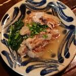 島人の宝 - 軟骨ソーキの煮付け 800円+税