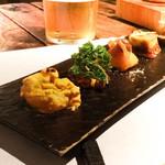 スパイスカフェ - 前菜