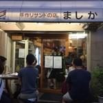 Maeshokumashika -
