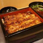 鰻 むさし乃 - 料理写真:新仔うな重御膳