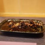 鰻 むさし乃 - 肝焼き