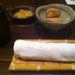 博多 なぎの木 - 小鉢&漬物(4月)