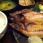 博多 なぎの木 - 鯖の開き(6月)