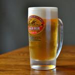 炭火焼ソーセージ酒場Salumeria - 生ビールの他、海外ビールや各種カクテル、ウィスキーも
