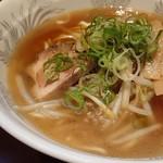 中華菜館 チャオ - 醤油ラーメン