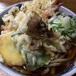 刀屋 - 天ぷらそば